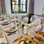 Impressionen: Räume zum Feiern